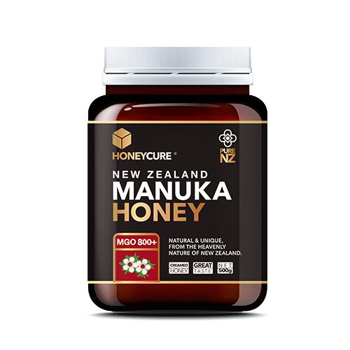 New Zealand Manuka Honey MGO 800+ 250g