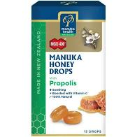 Manuka Honey & Propolis Lozenges