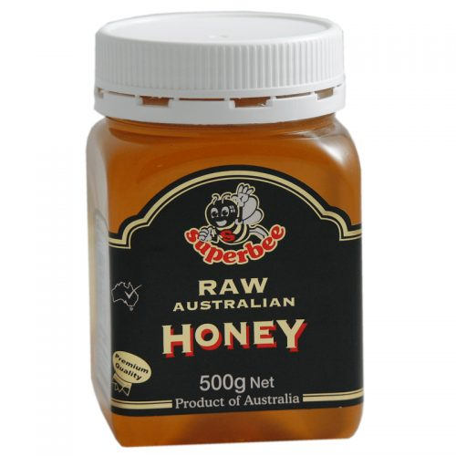 Superbee Raw Honey  500g