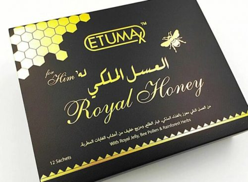 Royal Honey Etumax 12X20g