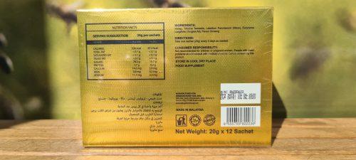 Royal Honey GOLD 6x 20g Sachets