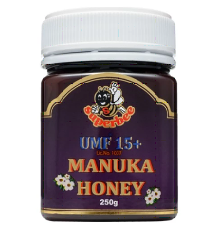 Super Bee Manuka Honey +15 UMF 250g