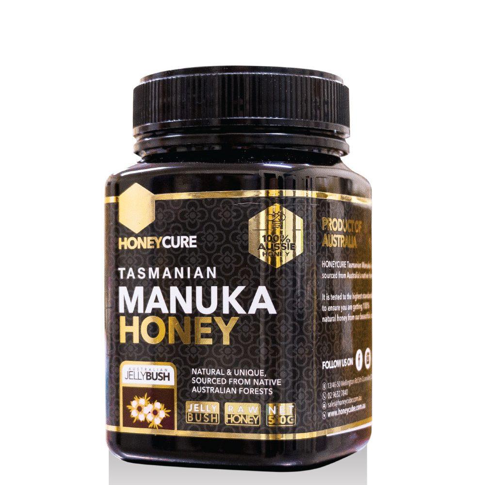 Honey Cure Tasmanian Manuka 500g