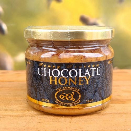 Tasmanian Chocolate Honey 400g