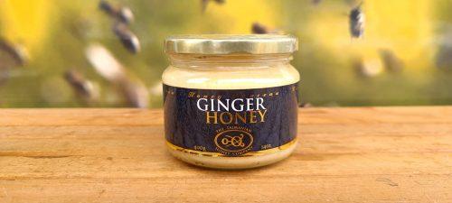 Tasmanian Ginger Honey 400g