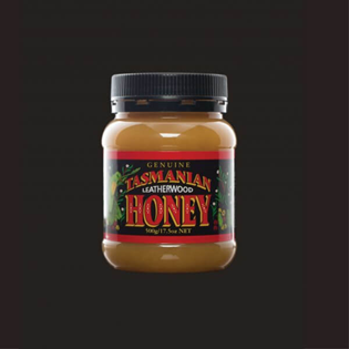 Tasmanian Leatherwood Honey | Pet Jar | 500g