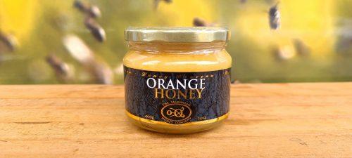 Tasmanian Orange Honey 400g