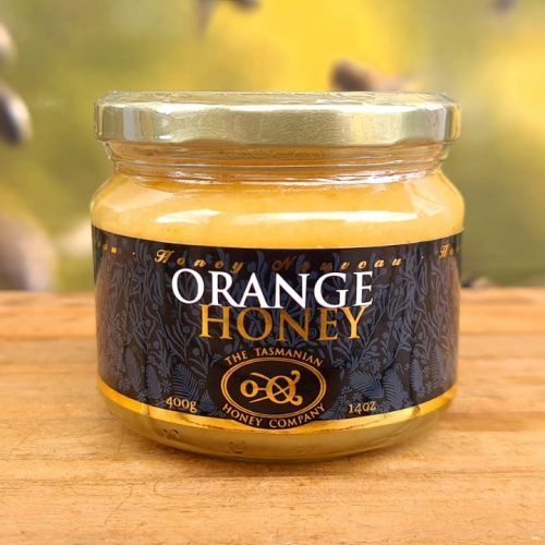 Tasmanian Orange Honey 400g