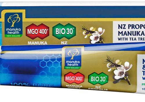Manuka & Propolis Toothpaste | MGO 400+ | BIO 30
