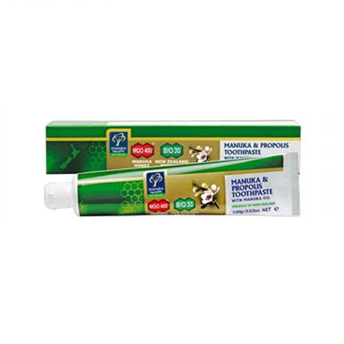 MANUKA HEALTH Propolis & MGO400 Manuka Toothpaste With Manuka Oil